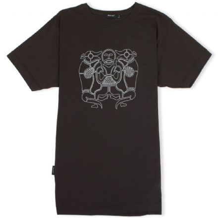 Tiw T-Shirt  - Black